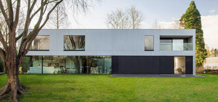 Ook de weersomstandigheden spelen een belangrijke rol © Concrete House